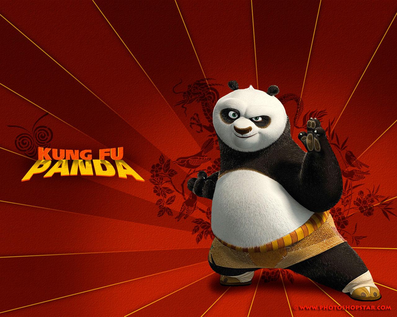 Прикольные картинки кунг фу панда, кошек