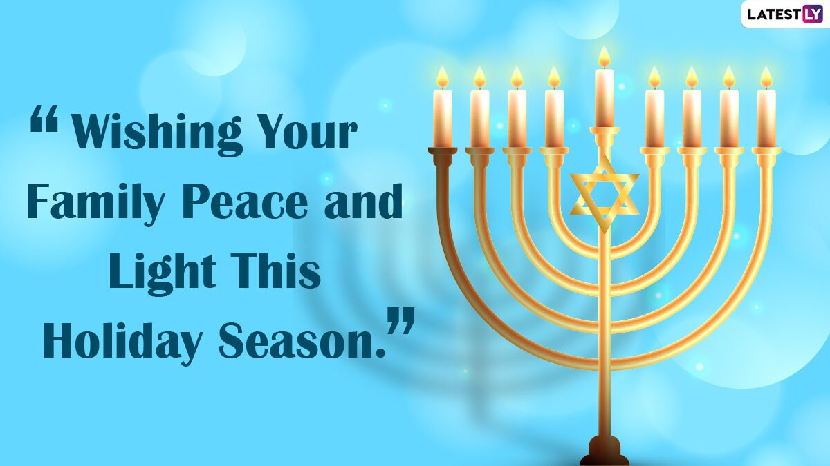 Happy Hanukkah 2020 Wishes And Chag Sameach HD Images WhatsApp 1200x675