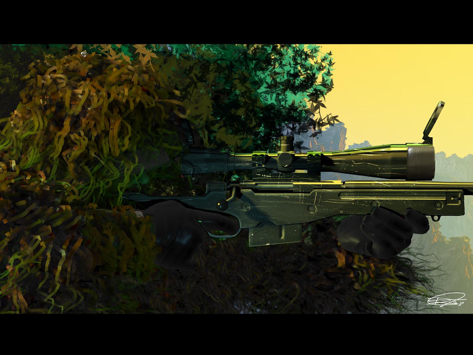 US Marine Sniper Computer Wallpapers Desktop Backgrounds 1600x1200 1600x1200