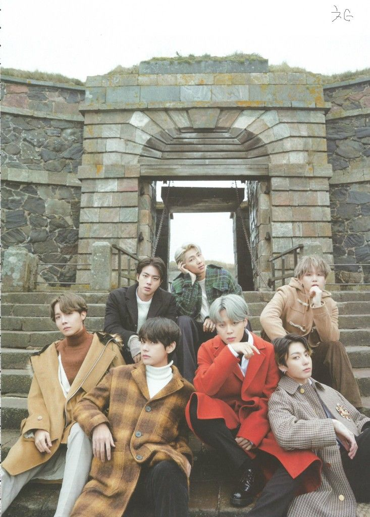 SCAN 2020 BTS Winter Package in 2020 Bts lockscreen Foto bts 733x1024