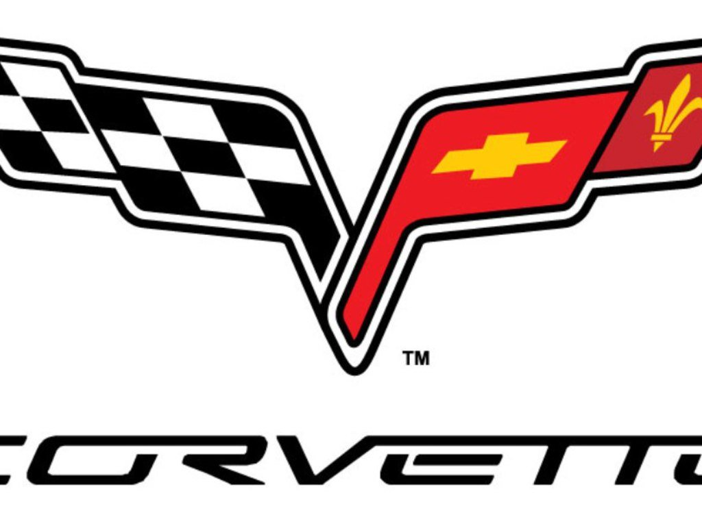 corvette logo wallpaper 4231 hd wallpapersjpg 1024x768