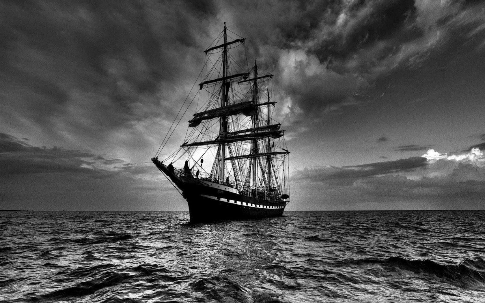 Sailing Ship desktop wallpaper 1680x1050