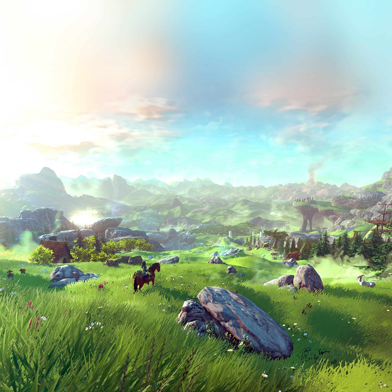 21+] Legend of Zelda iPad Wallpaper on WallpaperSafari