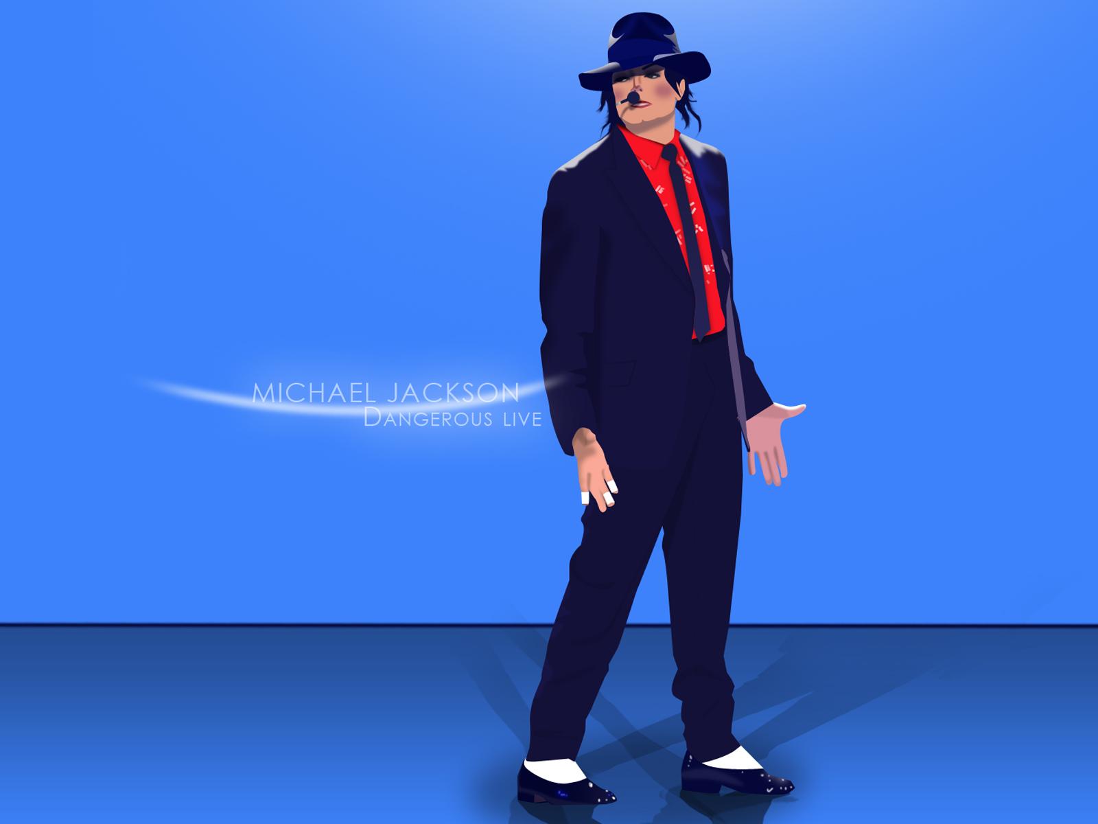 Michael Jackson Dangerous Live Wallpapers | HD Wallpapers