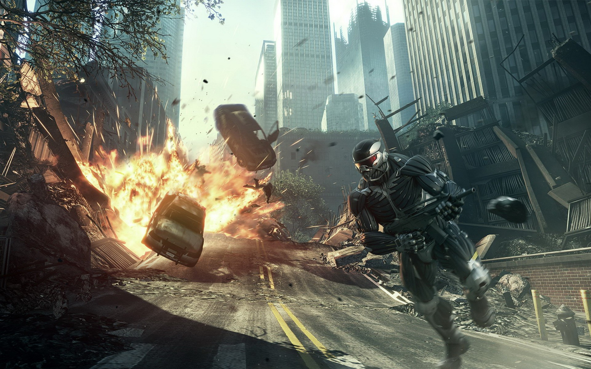 Crysis 2 2011 Wallpapers HD Wallpapers 1920x1200
