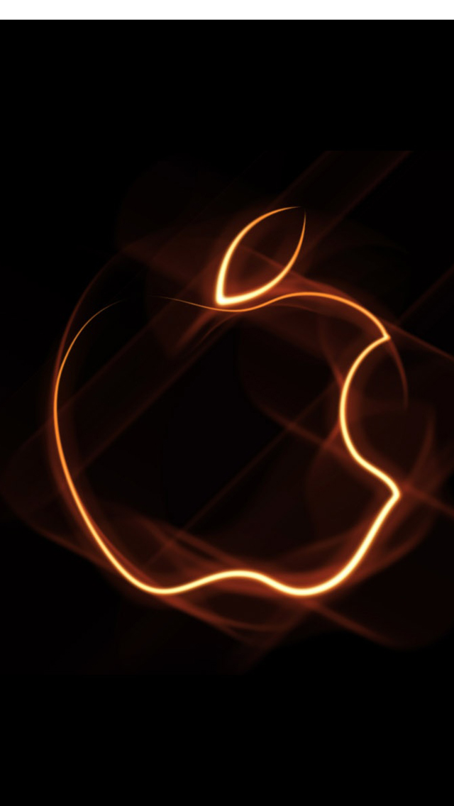 iPhone 5 and iPod touch 5 Wallpapers   Download Apple Logo iPhone 640x1136