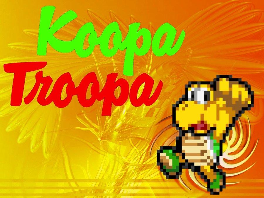 Koopa Troopa Wallpaper by babyluigi957 on DeviantArt