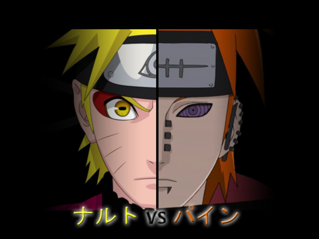 Naruto Vs Pain Wallpaper 9327 Hd Wallpapers in Anime   Imagesci 1024x768