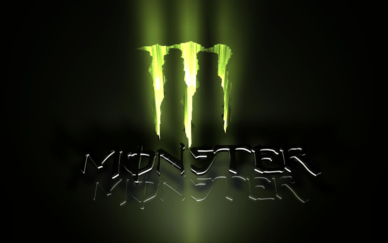 Monster Energy Logo Wallpapers 1280x800