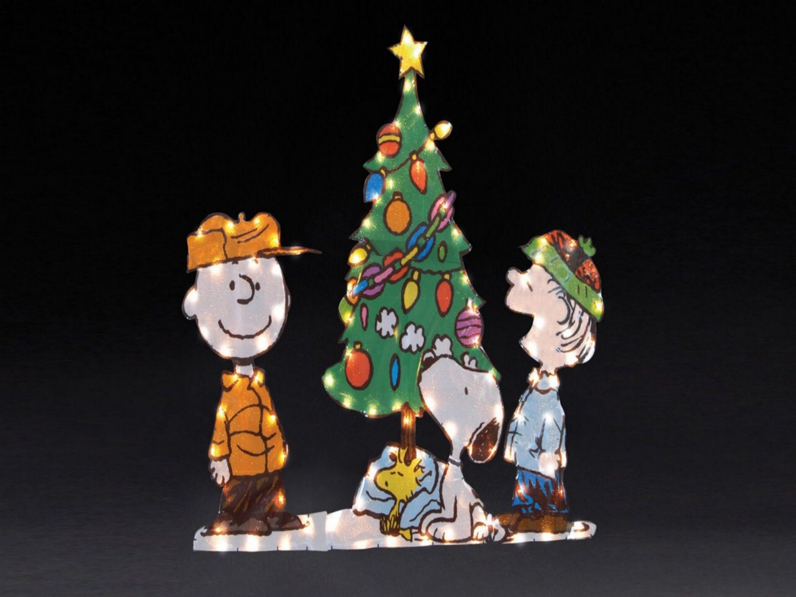 Snoopy Christmas Wallpaper Widescreen 1600x1200