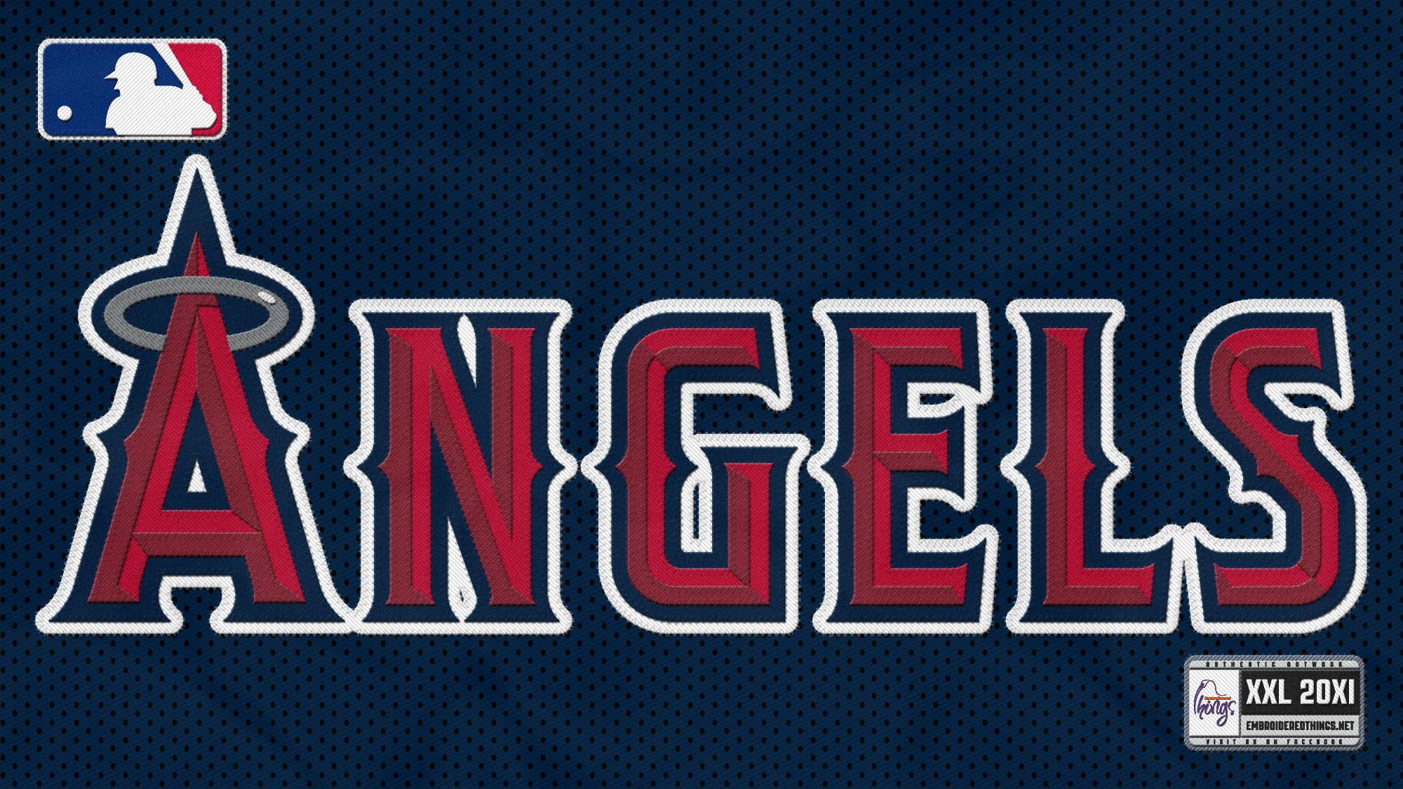 ANAHEIM ANGELS baseball mlb wh wallpaper 2000x1125 2000x1125