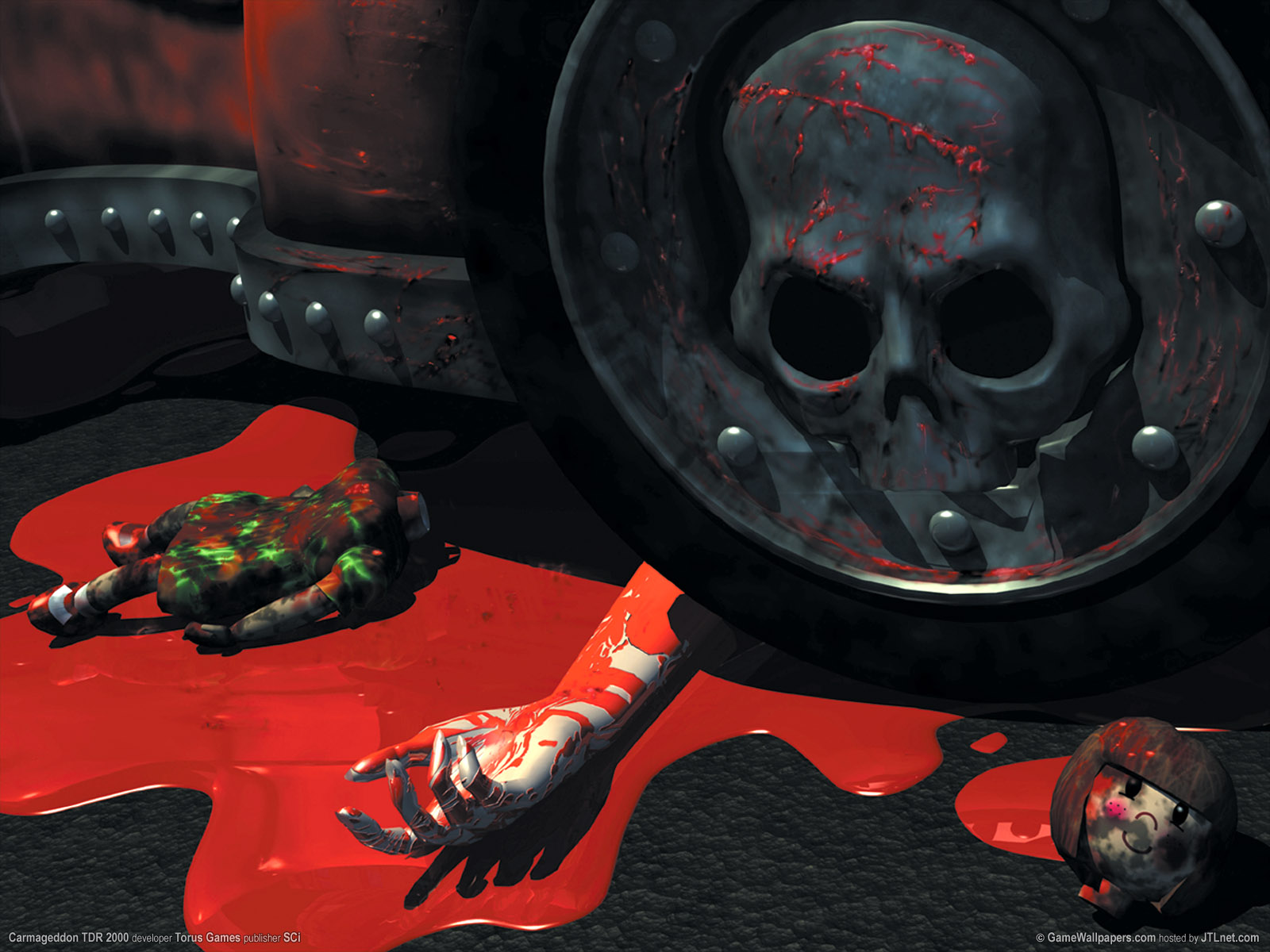 1600x1200 Carmageddon desktop PC and Mac wallpaper 1600x1200