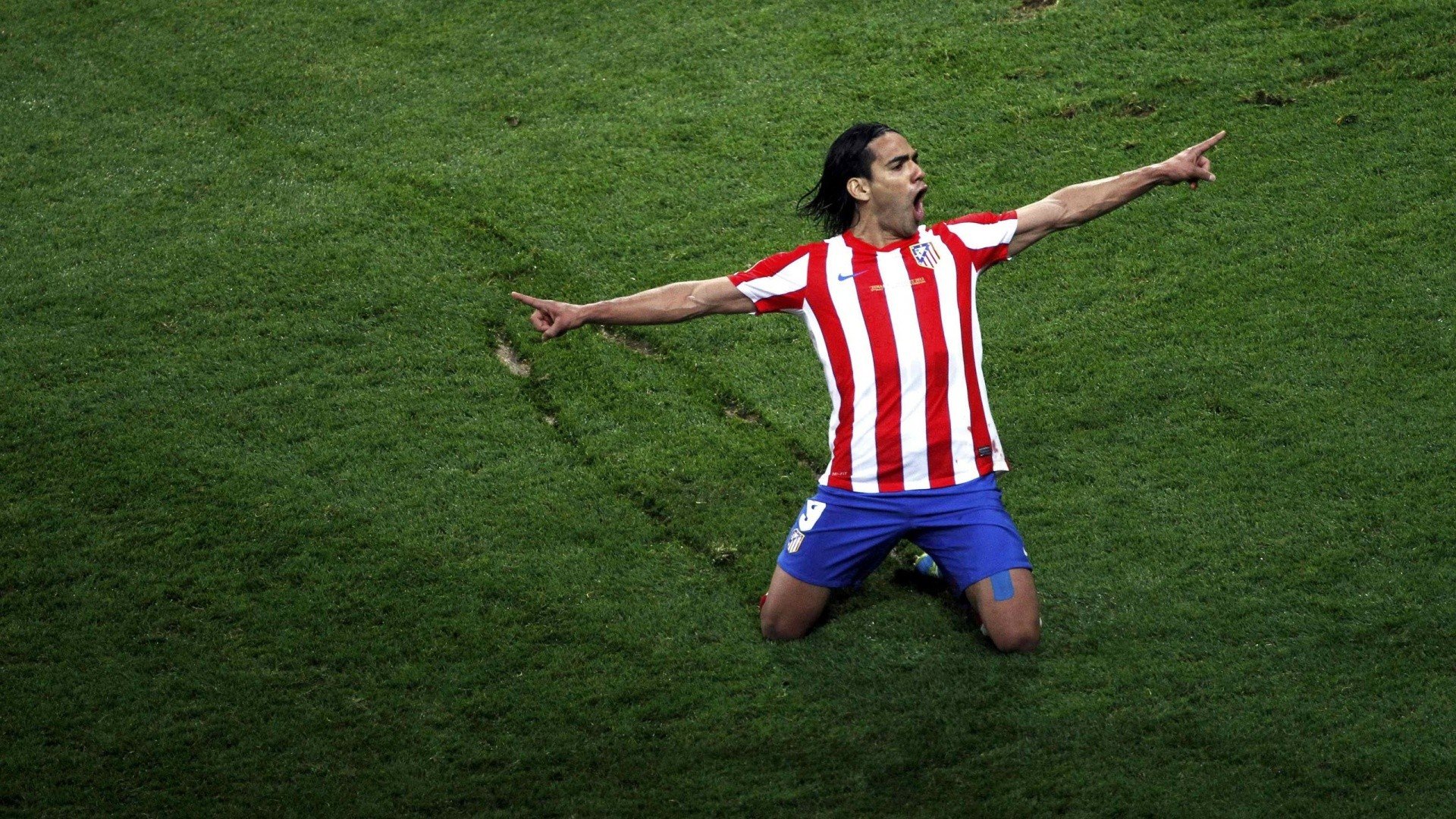 Radamel Falcao Football Players HD Wallpaper of Football 1920x1080