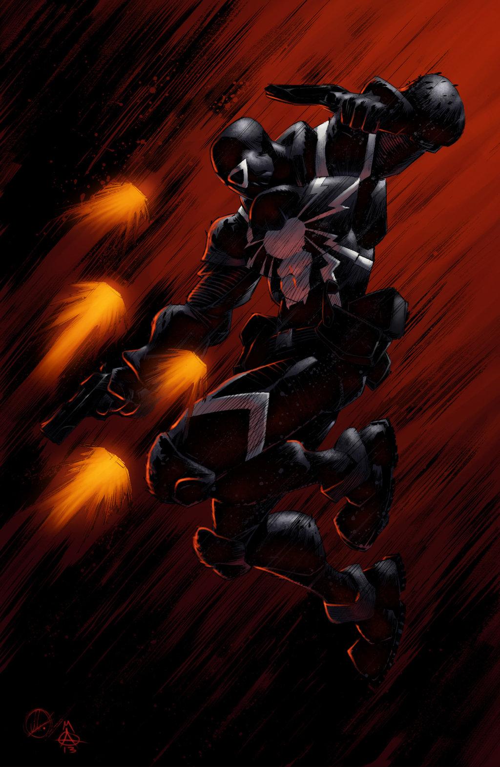 Showing Gallery For Marvel Agent Venom Wallpaper 1024x1570