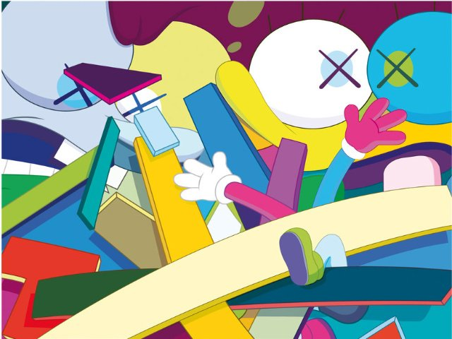 Kaws 640x480 Wallpaper For android New Mobile WallpaperiPhoneAndroid 640x480