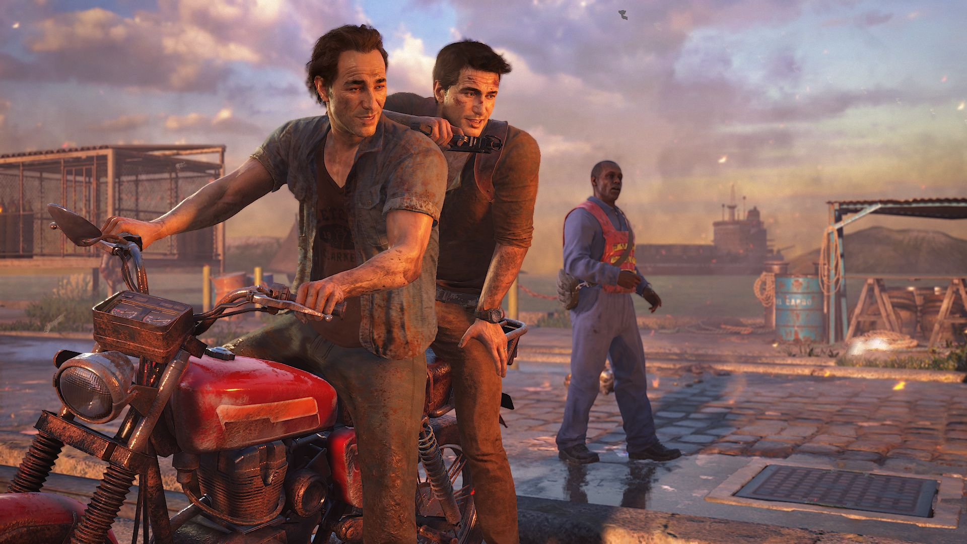 Uncharted 4 A Thiefs End HD Wallpapers and screens 1920x1080