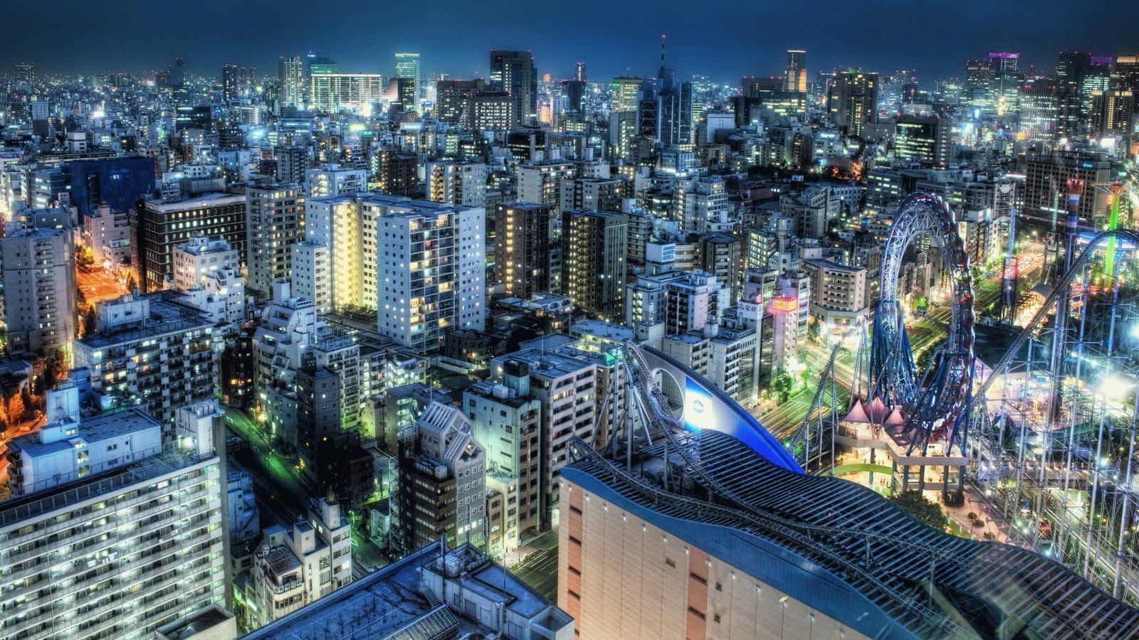 44 Tokyo Hd Wallpaper On Wallpapersafari