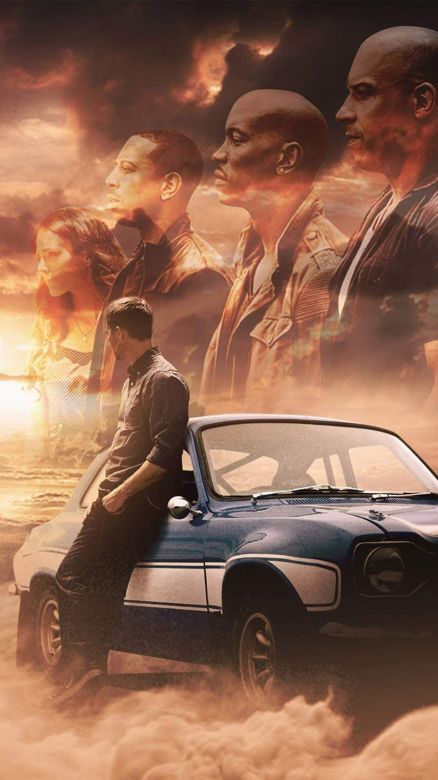 Paul Walker Wallpaper Discover more Actor American Brian O 900x1600