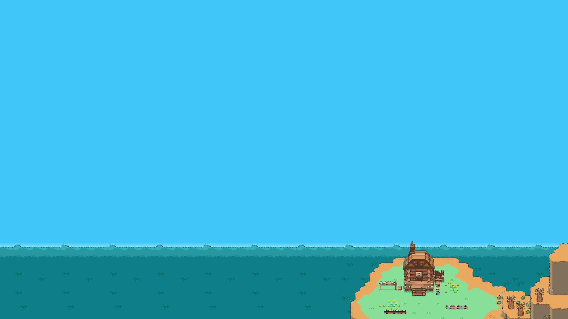 Earthbound Wallpapers 1920x1080