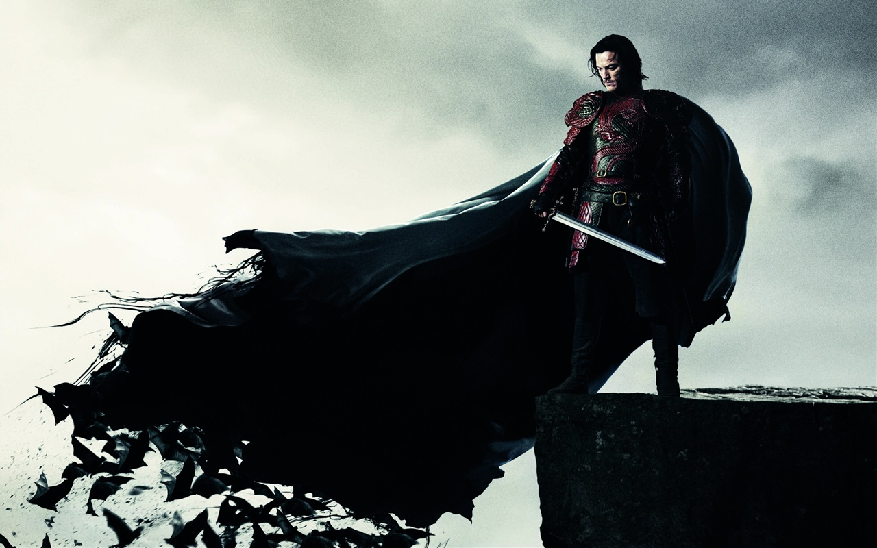 Dracula Untold 2014 Luke Evans Wallpaper 1280x800 1280x800