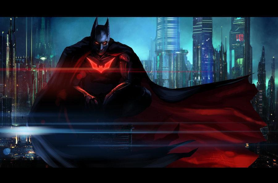 Live Batman Wallpaper - WallpaperSafari