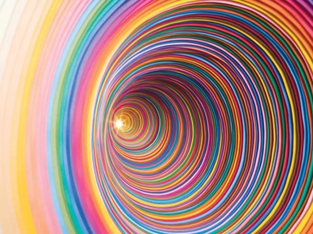77 Optical Illusion Wallpapers On Wallpapersafari
