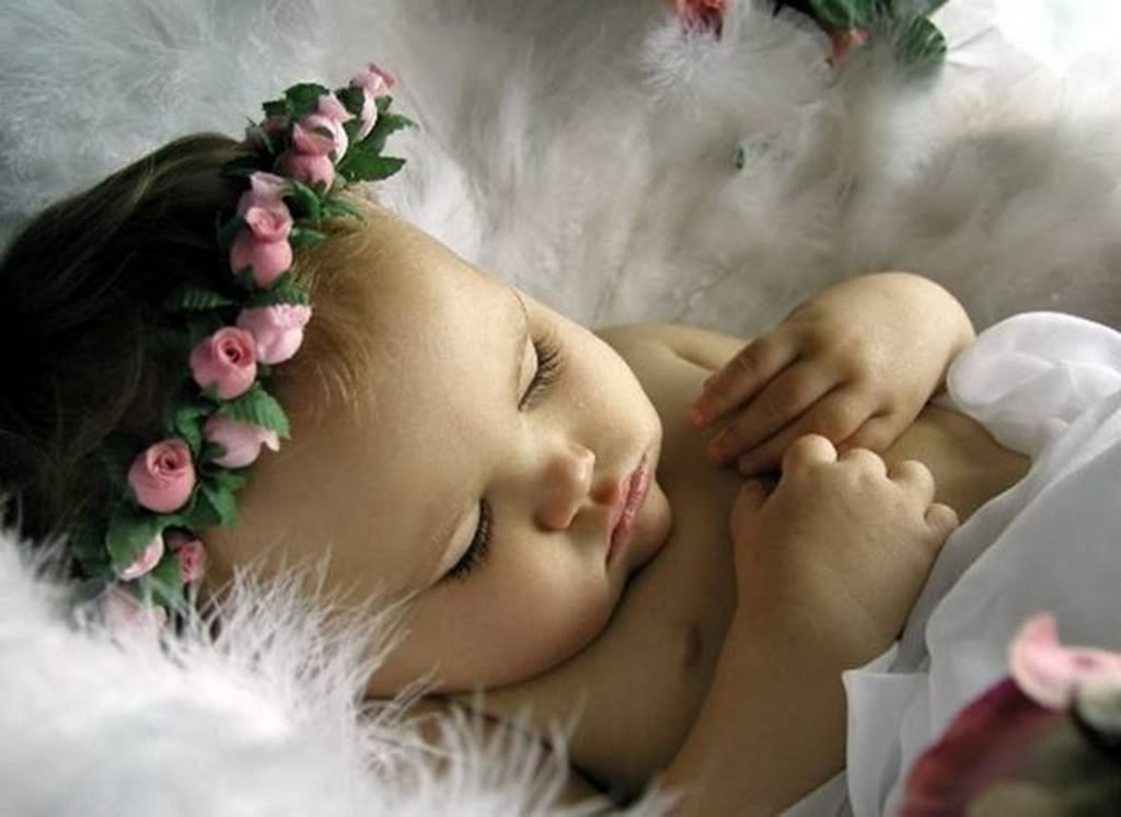 Baby Angel Wallpaper Baby Angel Desktop Background 1024x746