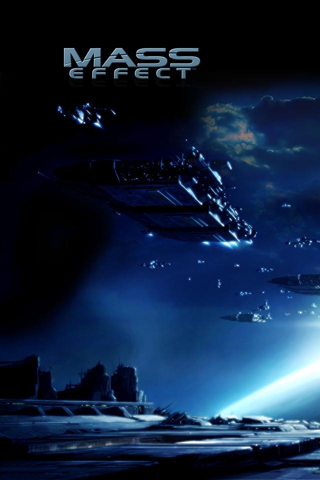 Mass Effect IPhone 6 Wallpaper