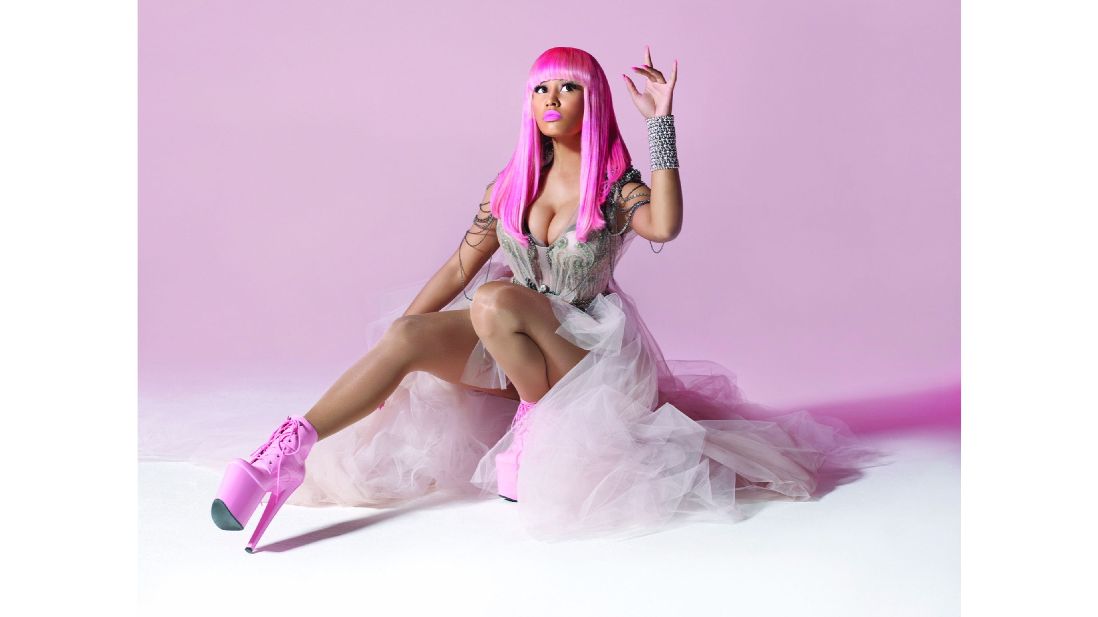 Download 4K Nicki Minaj Wallpaper 4K Wallpaper 3840x2160