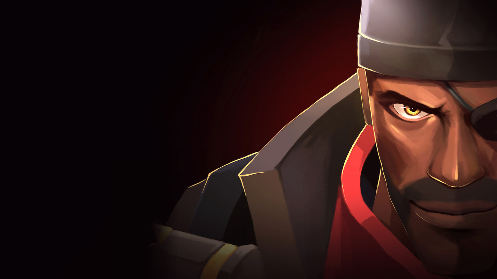 Red Demoman HD Wallpaper Background Image 1920x1080 ID 1920x1080