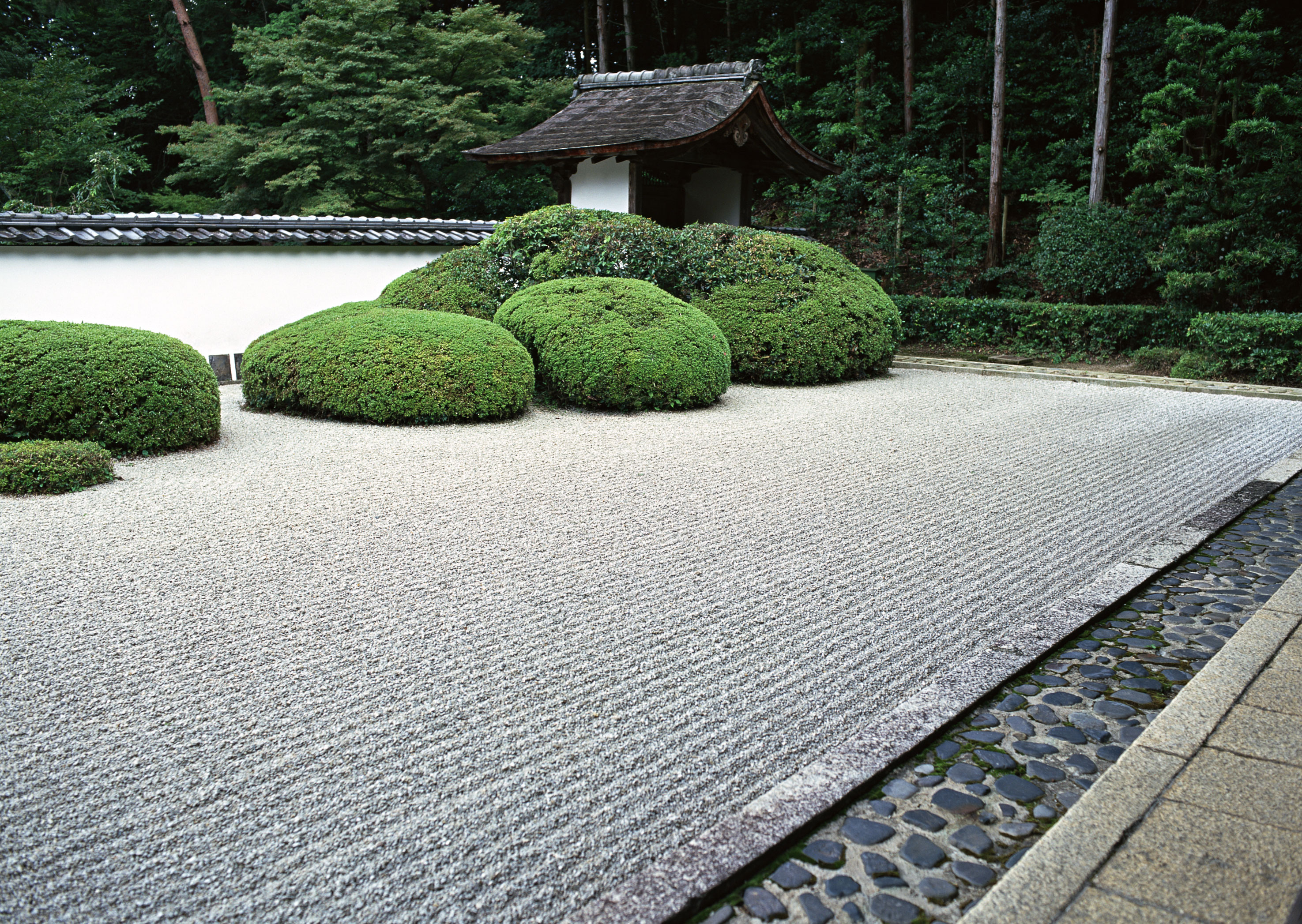 cool zen garden designs | [47+] Japanese Zen Garden Wallpaper on WallpaperSafari