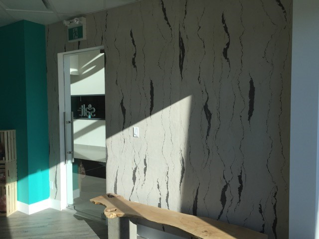 Flexible Stone Feature Wall in Surrey 640x480