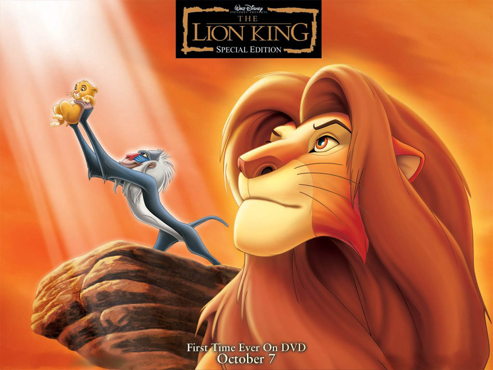 Tag The Lion King Wallpapers BackgroundsPhotos Images and Pictures 1600x1200