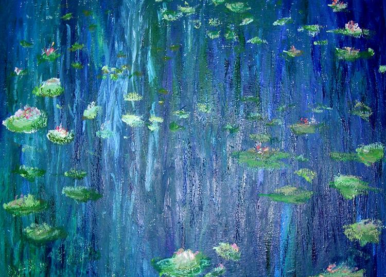 Impressionist  Monet by epit0me 750x539