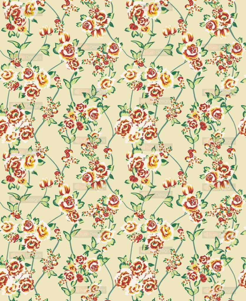 floral pattern wallpaper 2015   Grasscloth Wallpaper 837x1024
