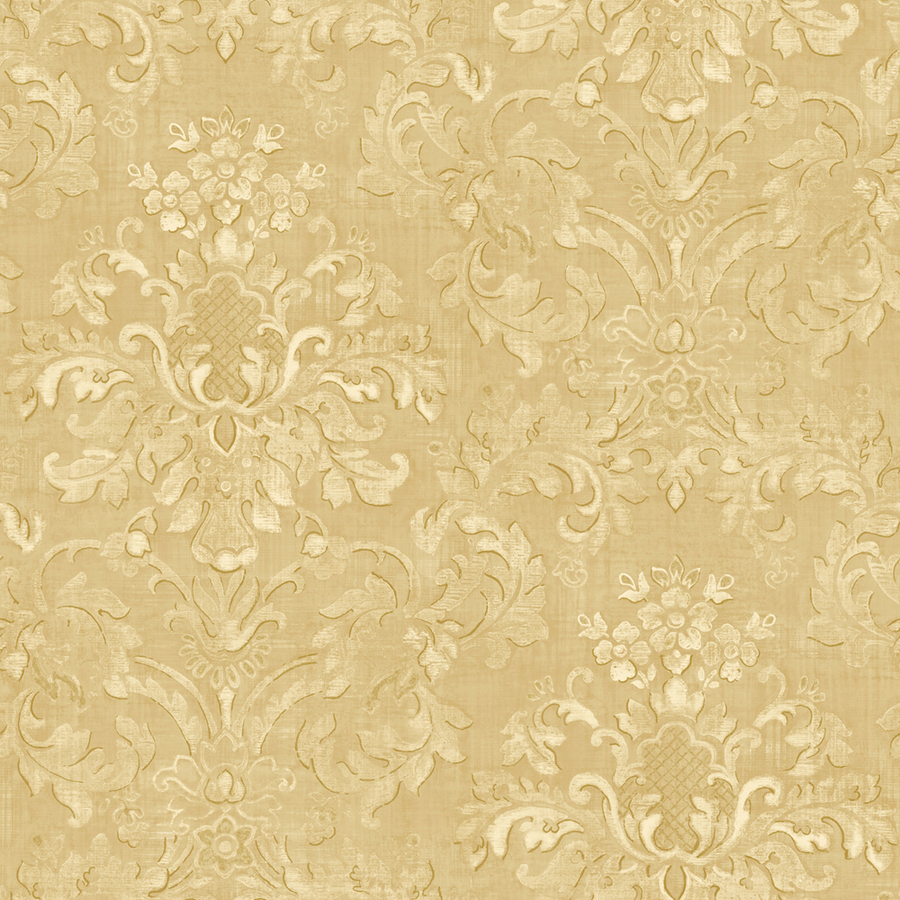 roth Brown Peelable Vinyl Prepasted Classic Wallpaper at Lowescom 900x900