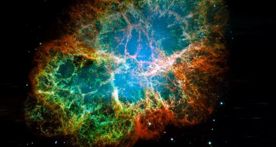 Showing Gallery For Hubble Crab Nebula Wallpaper 958x512