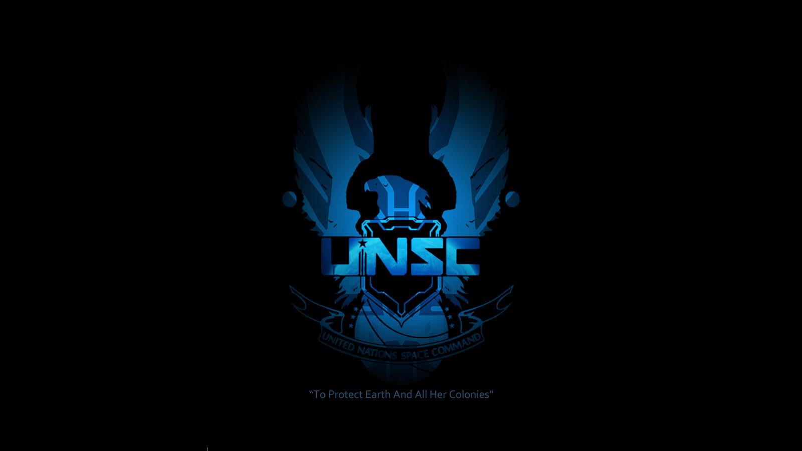 UNSC Halo Tabletop Cover Wallpaper by Vorkedlarfleeze on deviantART 1600x900
