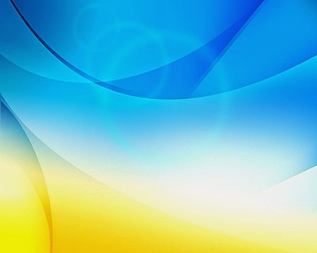 Light Blue and Yellow Wallpaper - WallpaperSafari