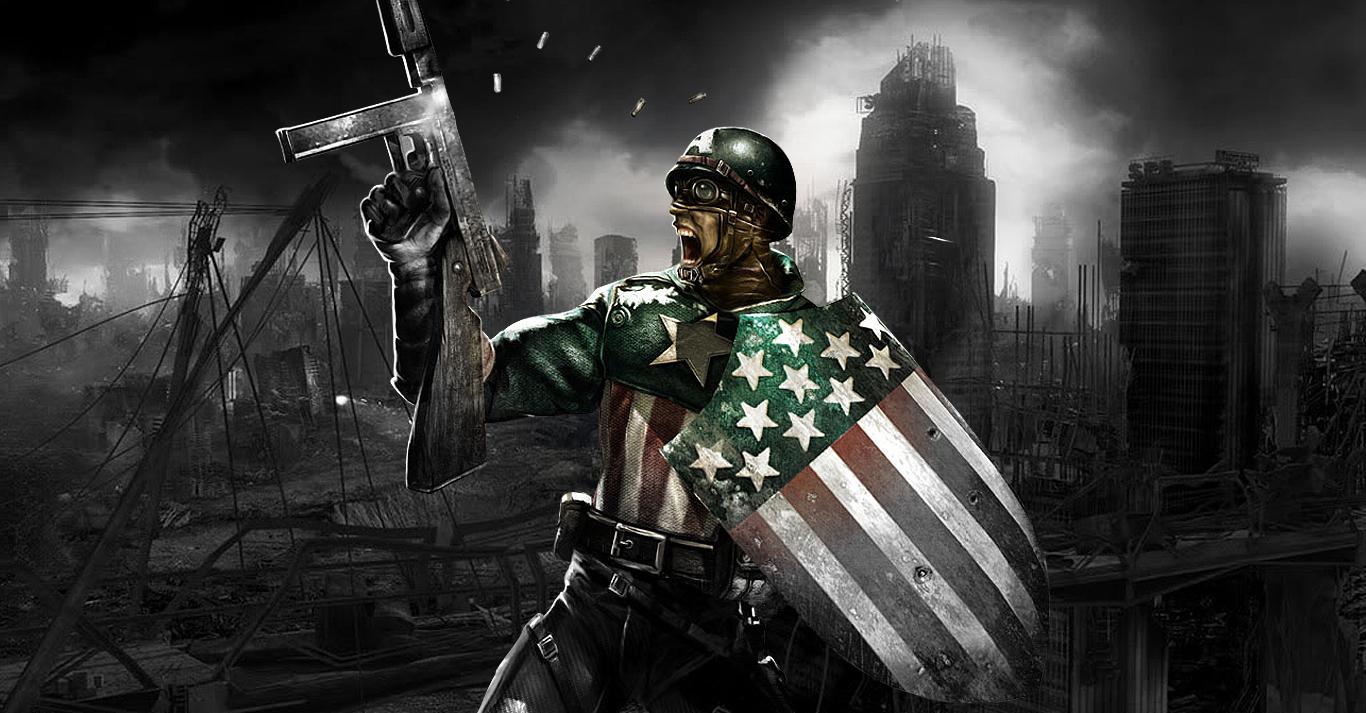 1920x1080 wallpaper captain america wallpaper art 2011 1366x713