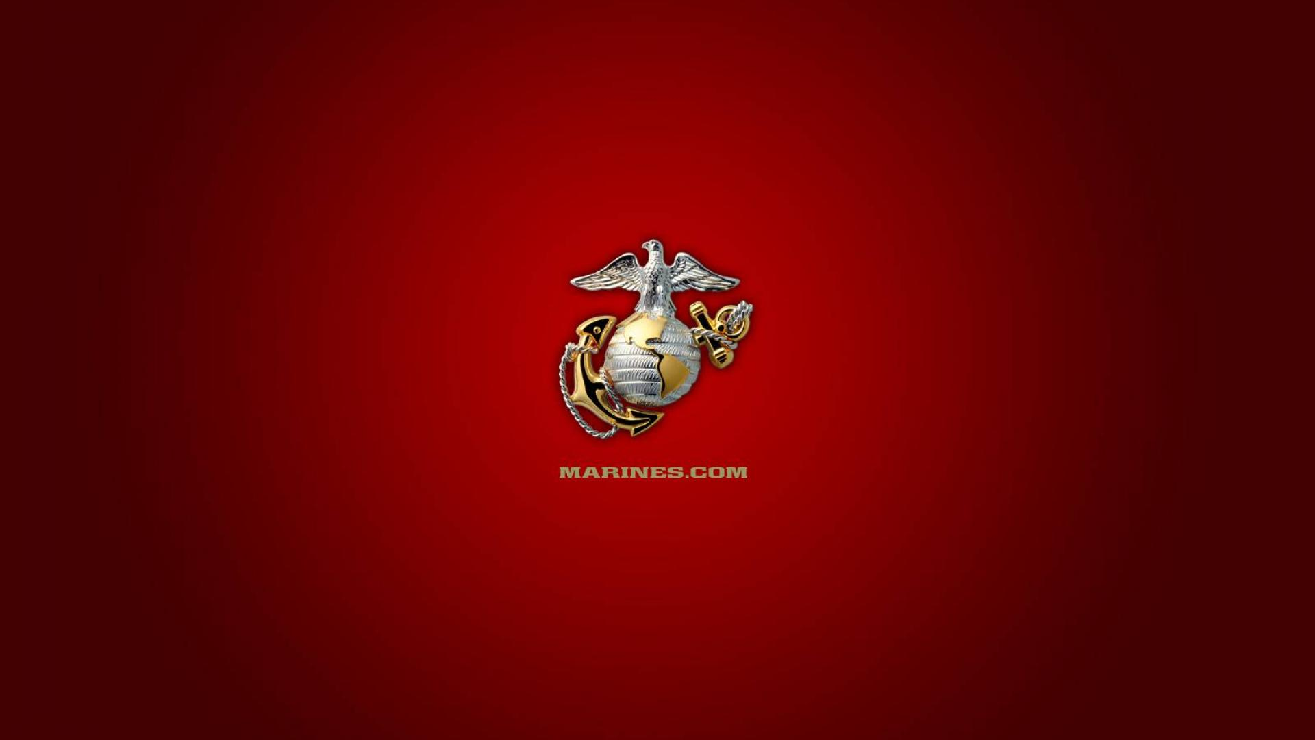Usmc Logo Wallpaper Related Keywords amp Suggestions   Usmc 1920x1080