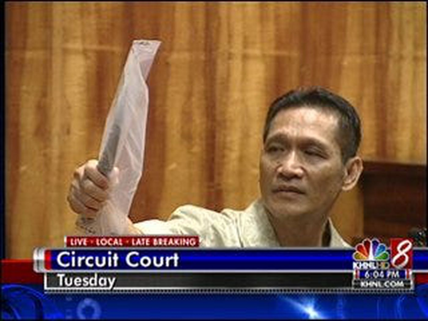 Jury finds Kalihi man guilty of murdering wife 1400x1050