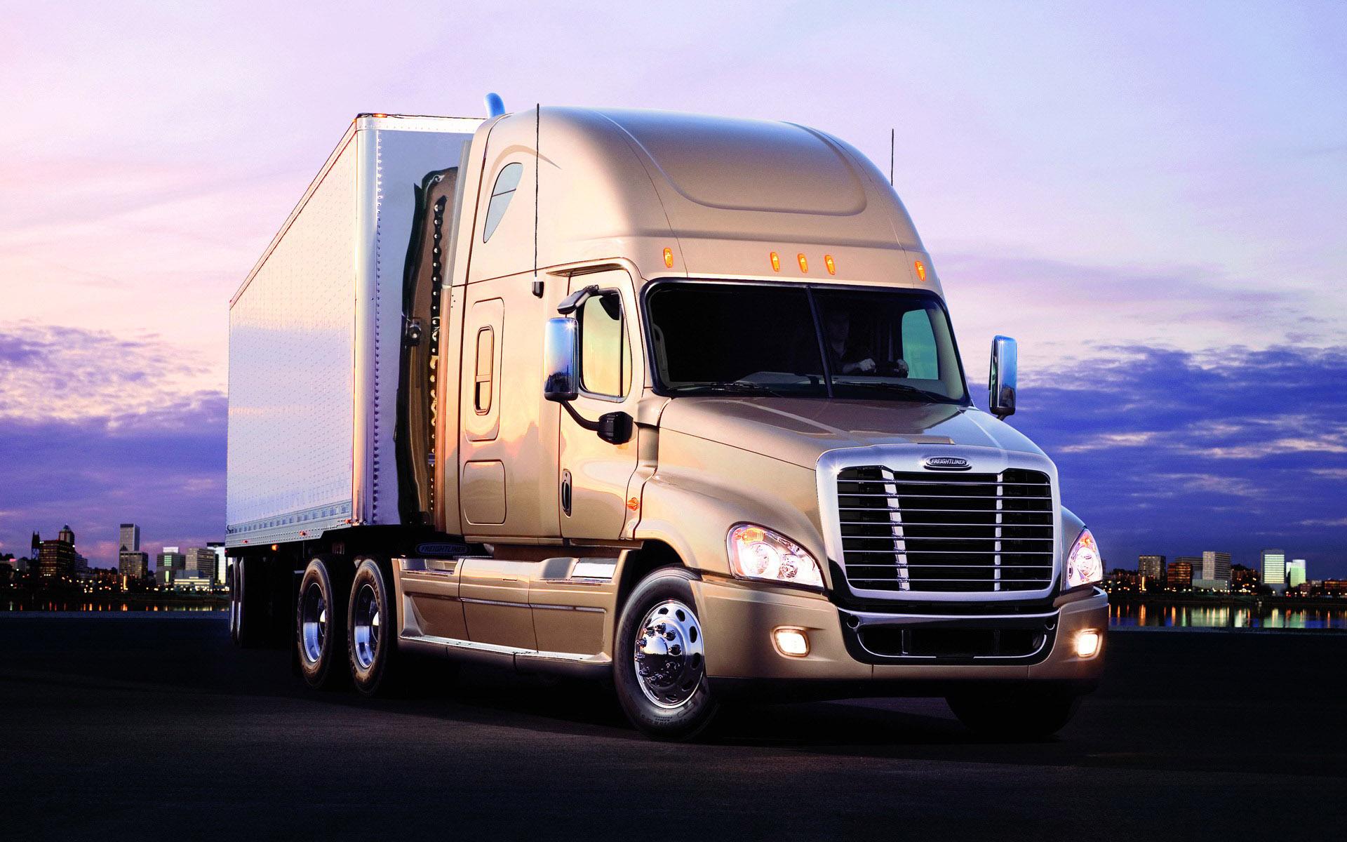 Commercial Trucks Wallpapers Desktop Wallpapers 1920x1200