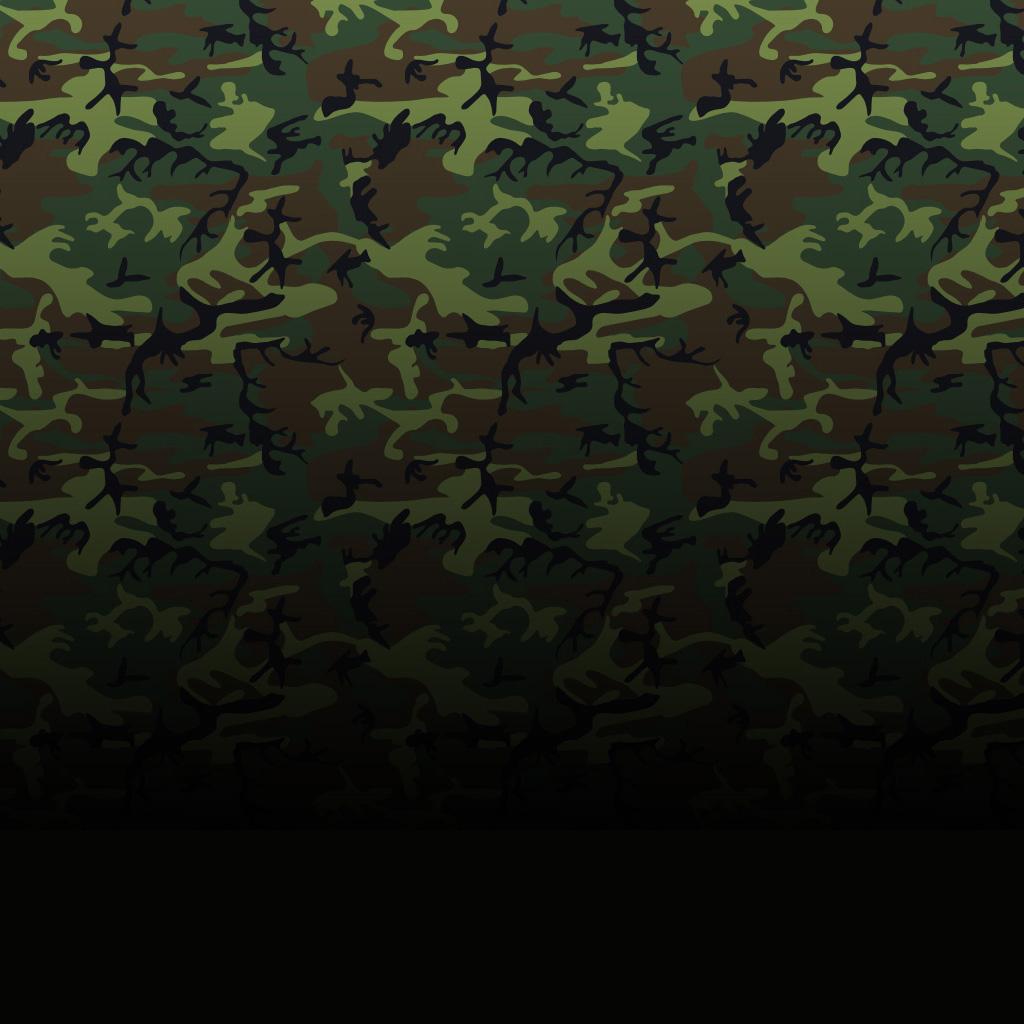 Blue Camouflage Wallpaper   Desktop Backgrounds 1024x1024