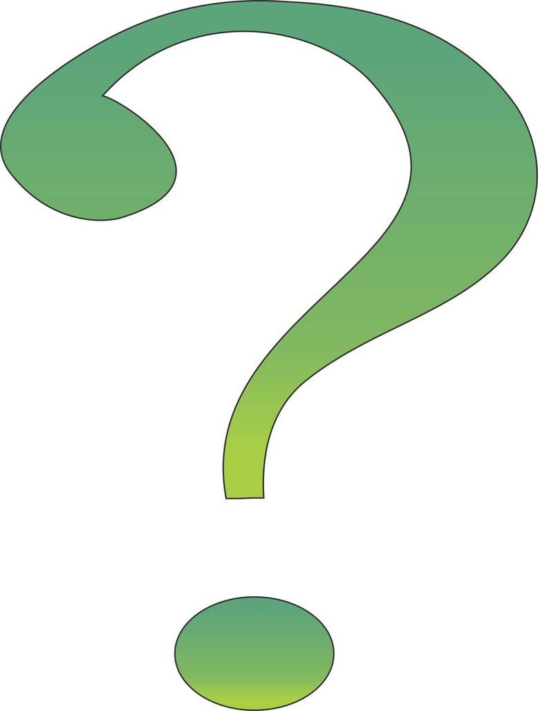 Riddler Logo Question Mark