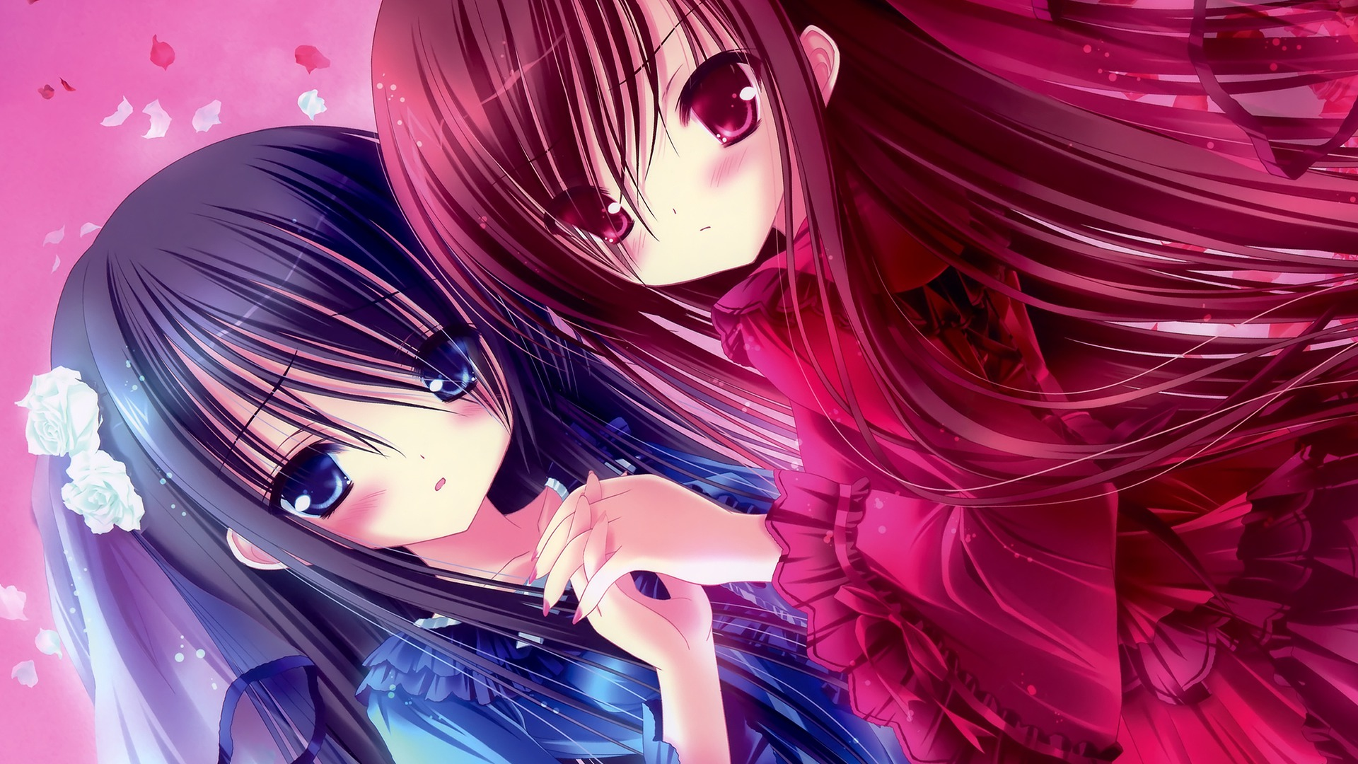 [47+] Cute Anime Wallpapers HD on WallpaperSafari