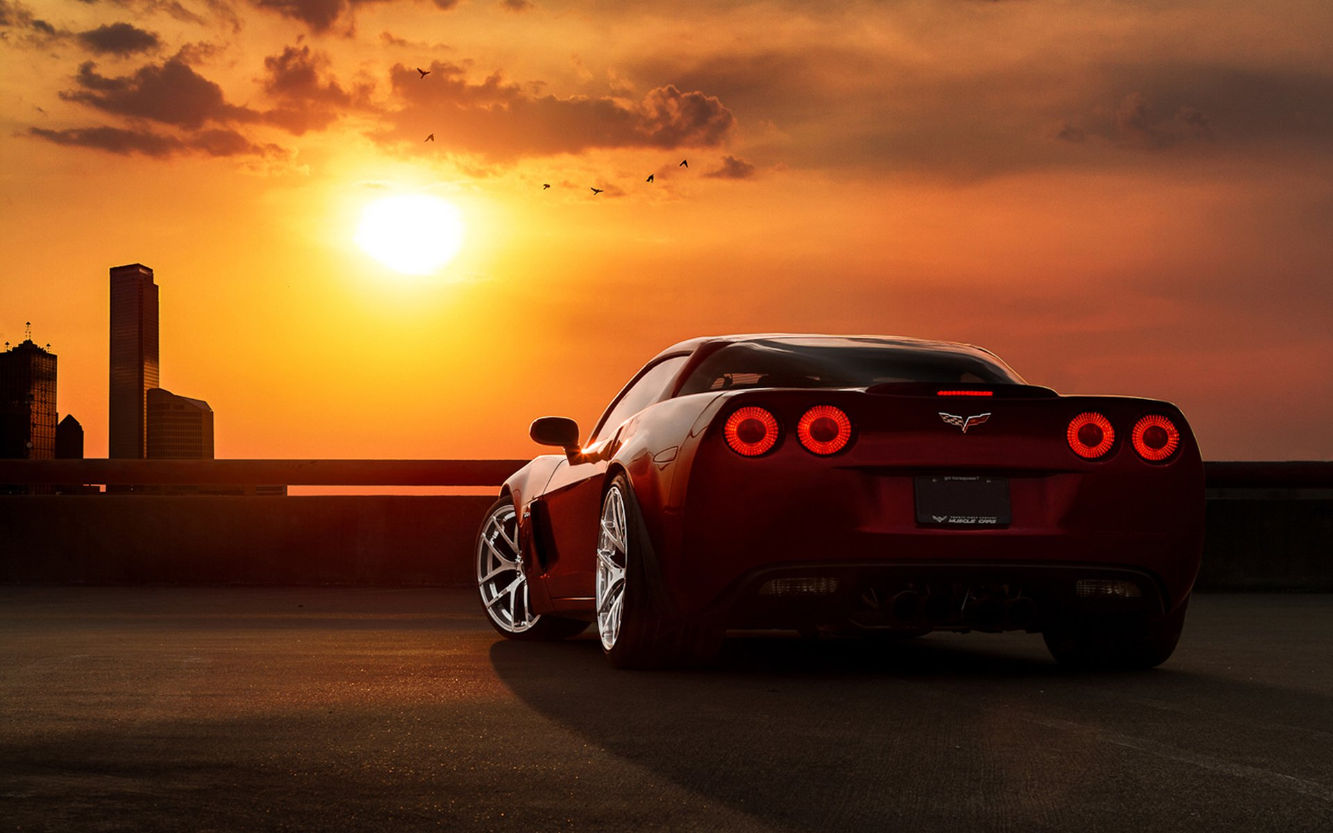 469 Corvette HD Wallpapers Background Images 1920x1200