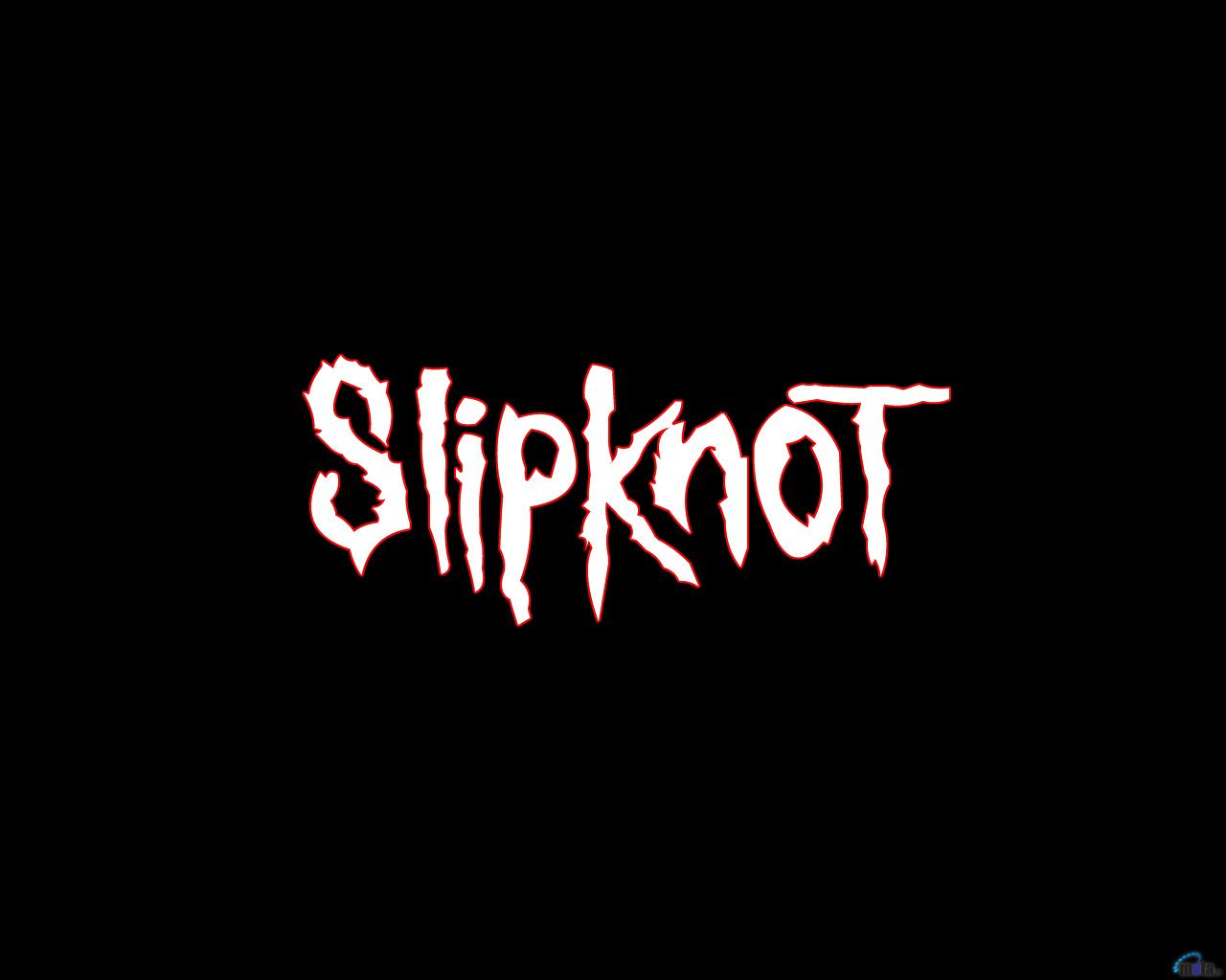 Wallpaper clean Slipknot logo Logos de slipknot 1280x1024