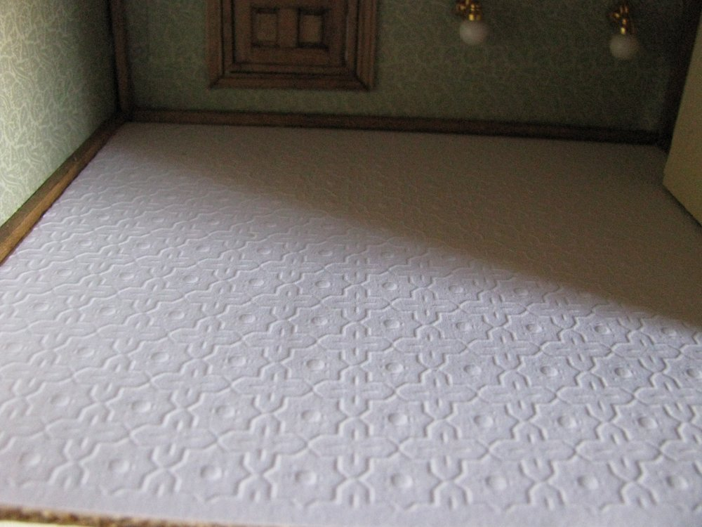 Dollhouse Wallpaper And Flooring Wallpapersafari