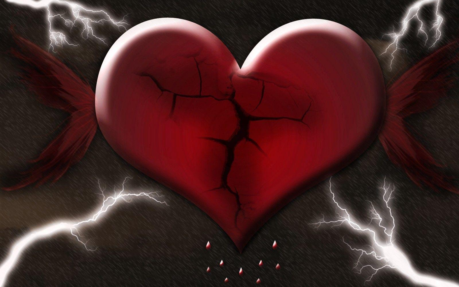 Broken Heart Wallpapers 1600x1000